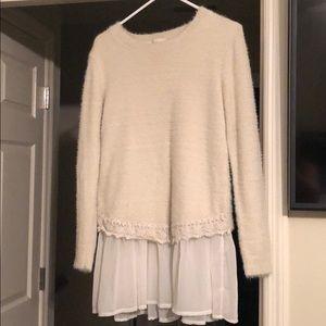 Altard state white sweater